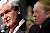 Billionaire benefactor for Gingrich