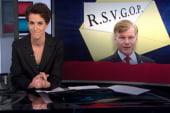 Laura Ingraham helps broker a GOP Maddow...