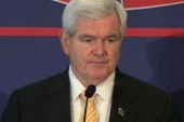 Gingrich unleashes attacks on Romney
