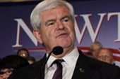 Is Gingrich a sore-loser?