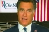 Romney clarifies not concerned about poor...
