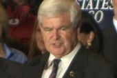 Gingrich refuses to concede