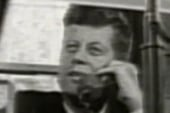 New tapes from Kennedy assassination released