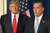 Mitt Romney backtracks on comment about...