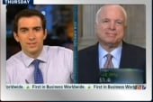 McCain responds to 'Game Change' movie