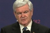 Gingrich pledges to continue the fight