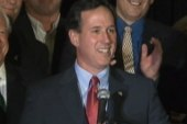 NBC News projects Rick Santorum to win...