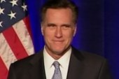 Happy anniversary, Mitt Romney