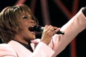 The last performance of Whitney Houston