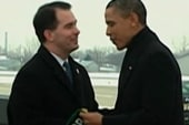 President Obama goes face to face with...