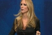 Rewriting Coulter's endorsement of Romney