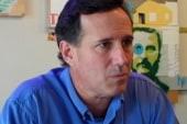 Will Independents buy Santorum's beliefs?