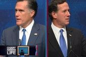Romney's yawning favorability gap leaves...