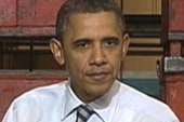 Obama creates job growth