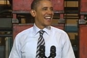 Poll: Obama's approval rating grows to 50...