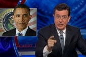 Colbert Report halts production