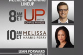 The Melissa Harris-Perry Show premieres...