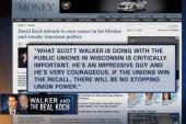 Koch money in Wisconsin