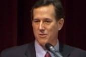 Can Santorum beat Romney?