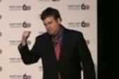 Luntz jokes about hitting Obama with car
