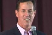 Santorum and Satan