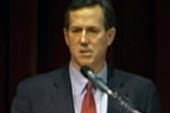 Why Rick Santorum is no friend of the devil