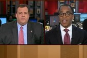 Capehart spars with Gov. Christie