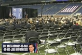 Romney proves unconvincing as presidential...