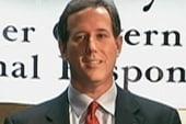 Santorum calls President Obama 'a snob'