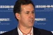 Rick Santorum, culture warrior
