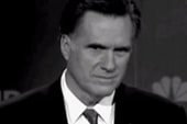 Mitt Romney – 'The Artist'