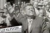 Santorum targets JFK