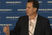 Santorum: Obama a 'snob' for encouraging...