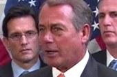 Speaker Boehner misfires on gas price attacks