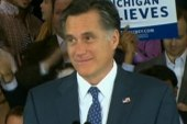 Infighting within the Romney campaign?