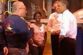Obama woos unions