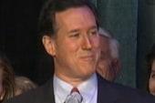Santorum retreating from culture war?