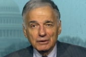 Nader: GOP candidates are the 'C team'