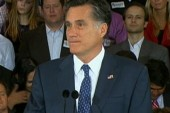 Romney heads into Super Tuesday a sore winner