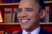 President Barack Obama – a good sport