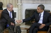 GOP at war with Obama over Iran
