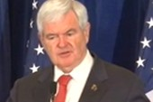 Can Gingrich survive Super Tuesday?