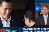 Could Super Tuesday decide the GOP race?