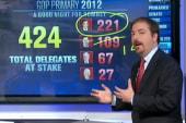 Romney's path to 200