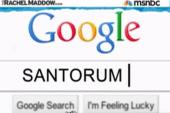 Ebb and flow of Santorum found in...