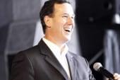 Santorum spread too thin to meet demands...