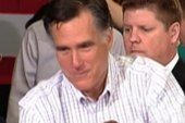Romney tries to sound southern on the stump