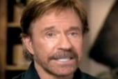 Chuck Norris's endorsement is registered...