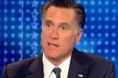Santorum's pursuit of Romney hindered by...