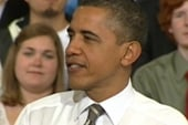 Obama blasts Republicans over gas price...
